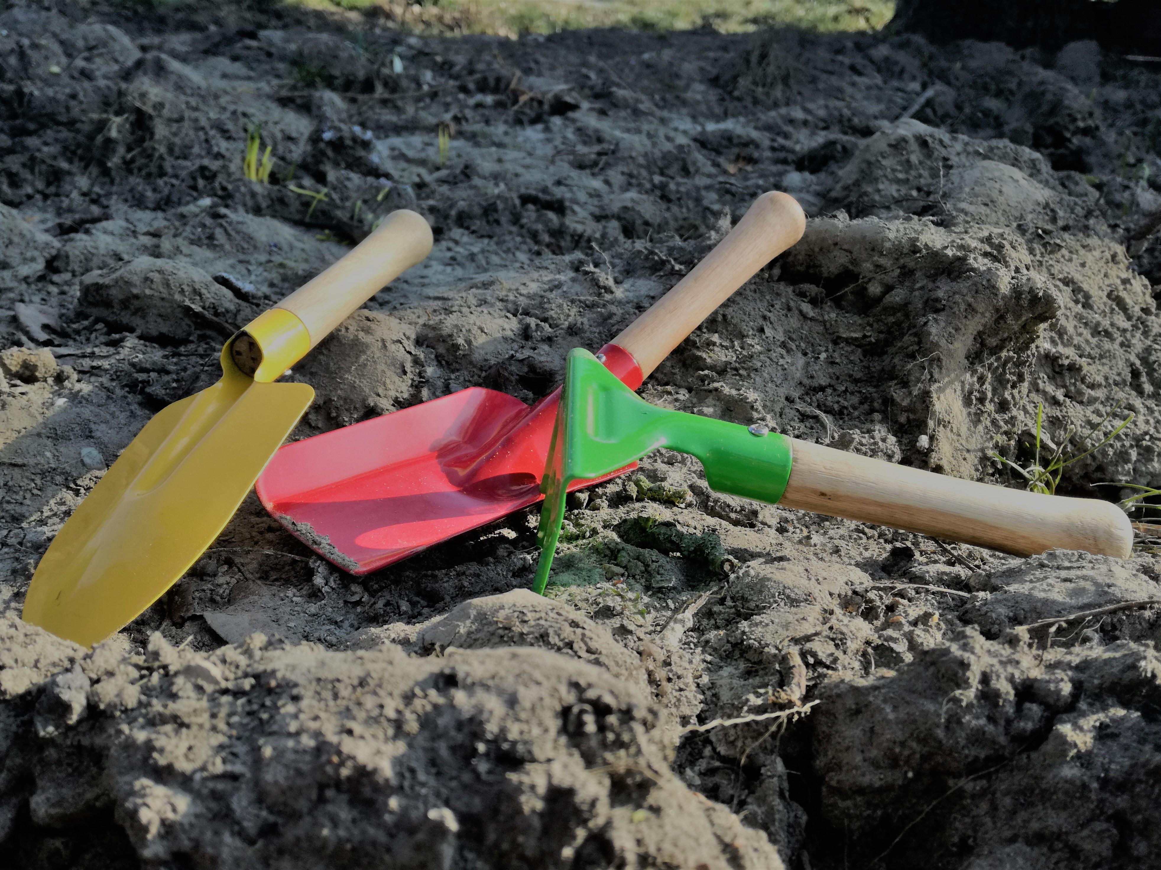Gartenwerkzeuge Kinder