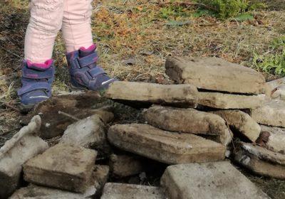 Garten mit Kind Teil Zwei | Unverbogen Kind Sein