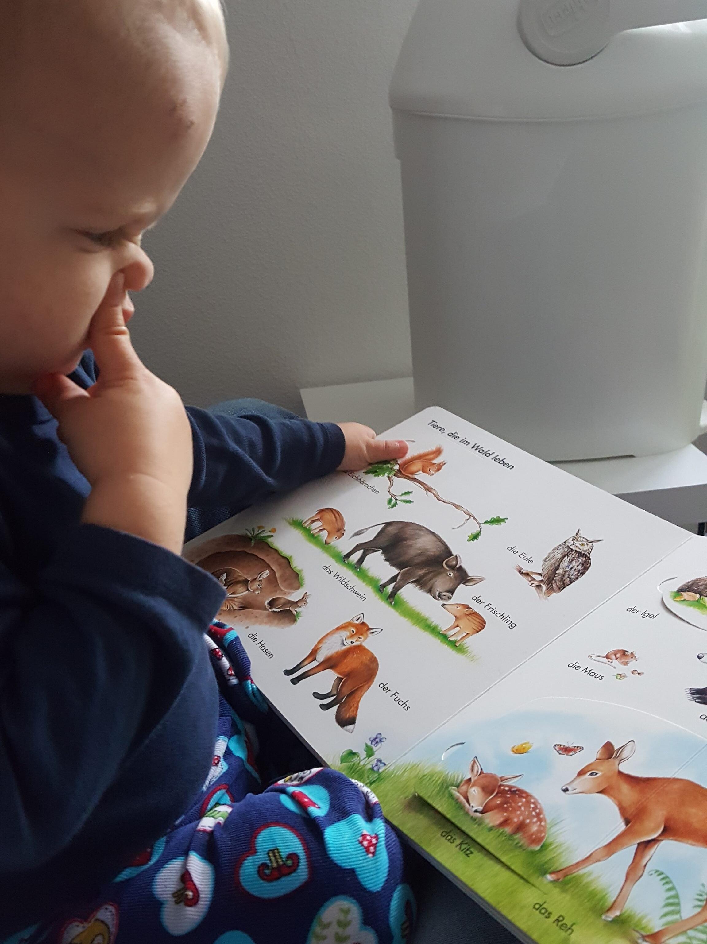"""Babyzeichen """"Maus"""""""
