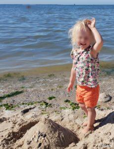 Nordseeurlaub - Abschied vom Meer