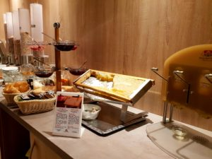 Frühstücksbuffet Butjadinger Tor