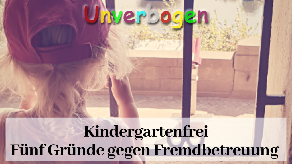 Kindergartenfrei Titel