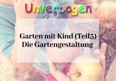 Garten mit Kind Gartengestaltung Titel