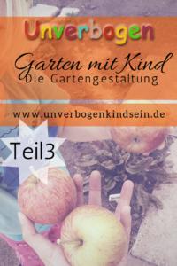 Garten mit Kind Teil3 - Die Gartengestaltung #Garten #Familiengarten #Gartengestaltung