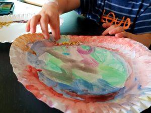 Stiftehalter Basteln fürs Kinderzimmer Schritt6