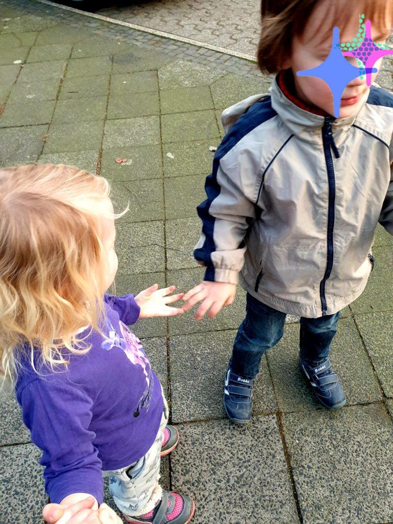 Wochenende in Bildern 23./24.2 Samstag Auf dem Heimweg #kleineliebe #liebeliebeliebe