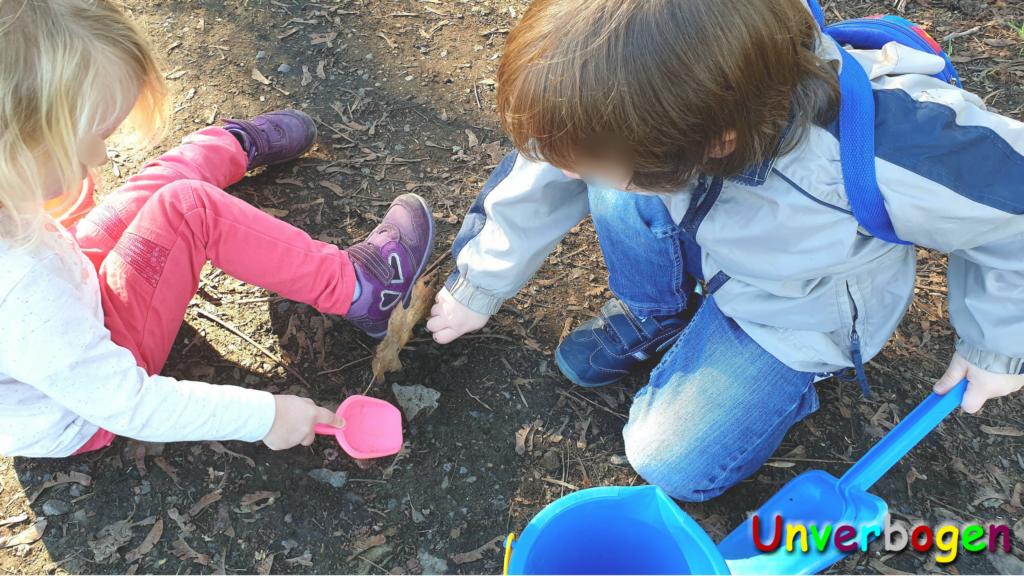 Beitrag: Kindergartenfrei im Alltag