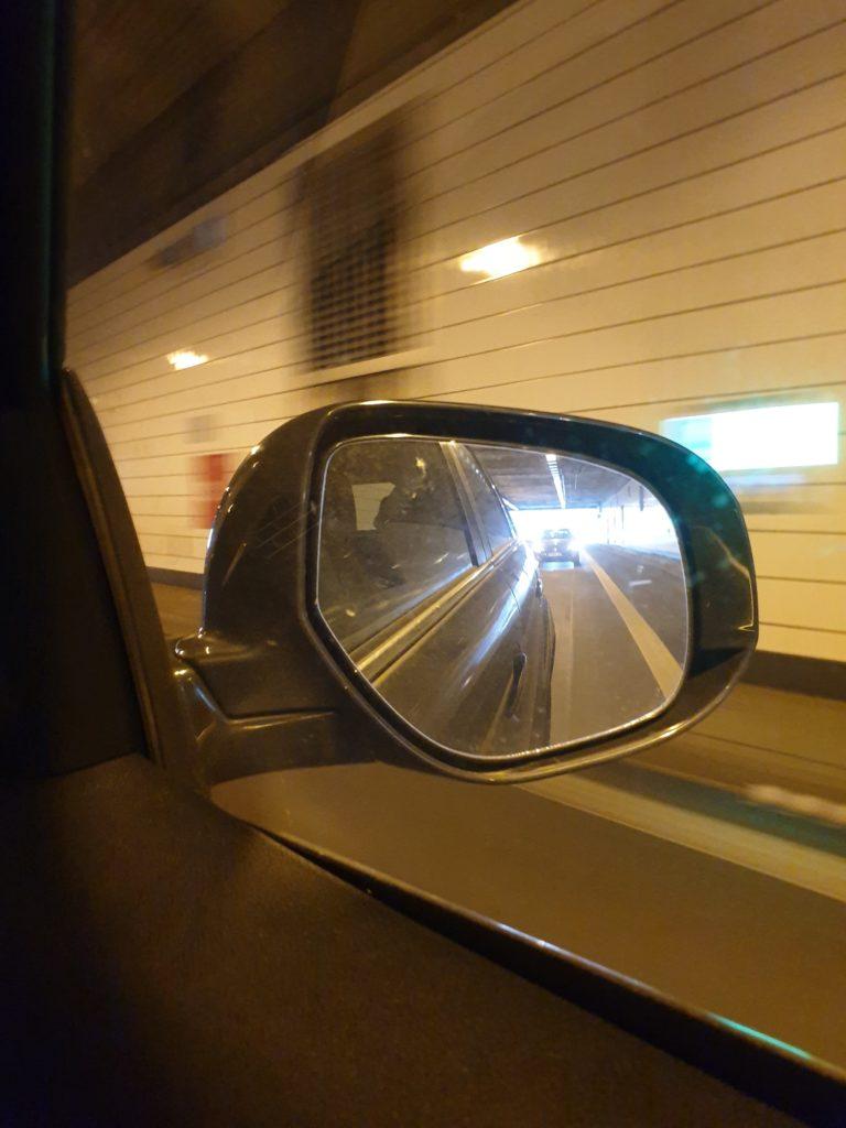 Wochenende in Bildern 03/2019 Samstag Autofahrt nach Essen
