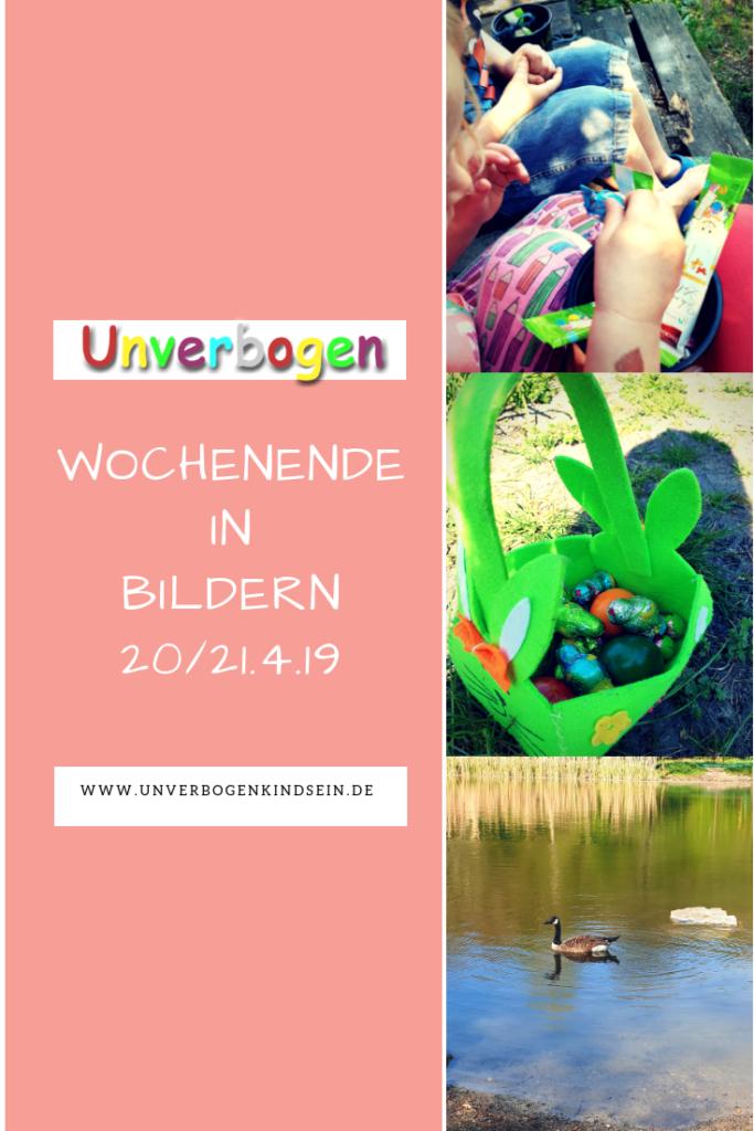 Unser Wochenende in Bildern Osterwochenende 2019 #Ostern #WiB #Failienleben #Familienalltag