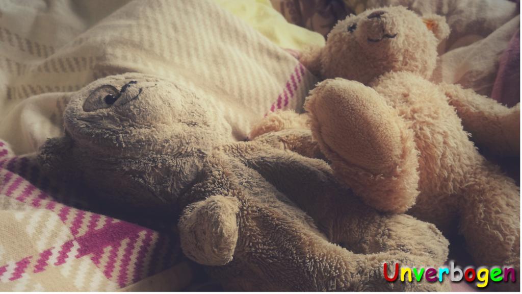 Mit zwei Jahren ins Familienbett? Idealvorstellung Attachement Parenting #Erziehungsfrei
