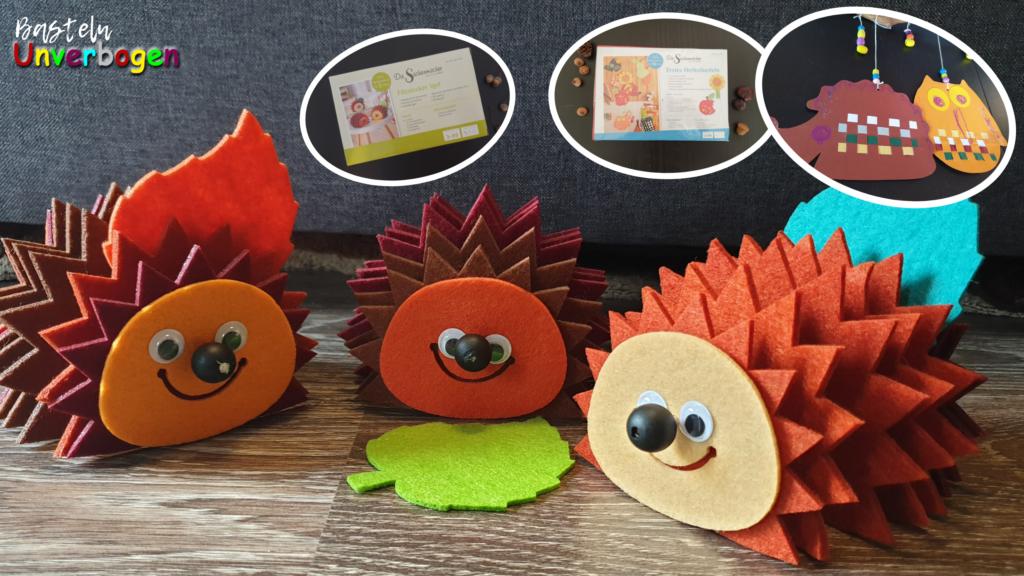 Werbung Ideen Fürs Herbstbasteln Mit Kindern Unverbogen
