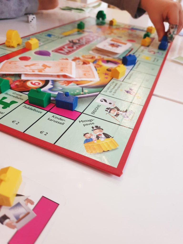 Wochenende in Bildern November19 Brettspiele spielen am Vormittag