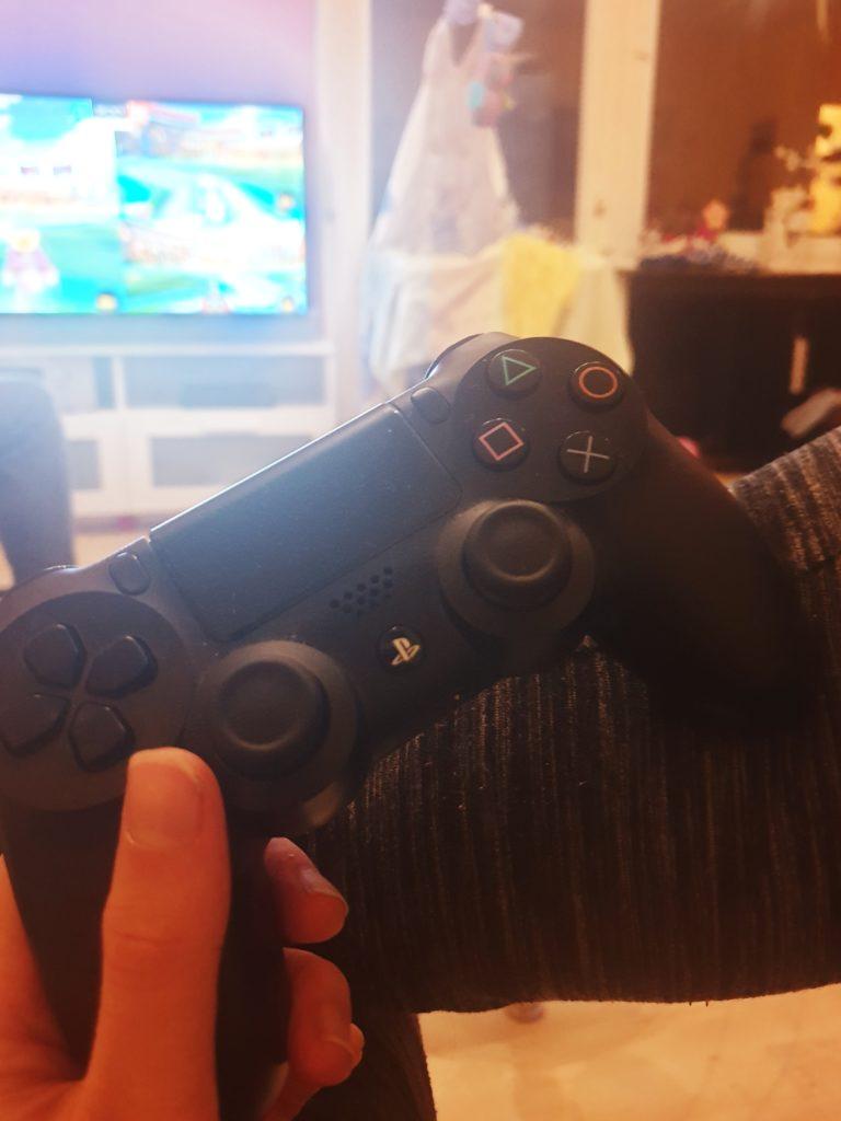 Wochenende in Bildern November19 Ausklang Playstation Spieleabend