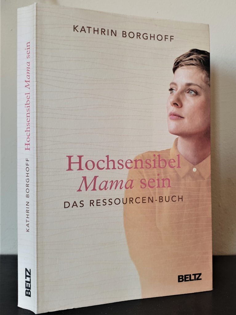 Kathrin Borghoff Hochsensibel Mama Sein Cover