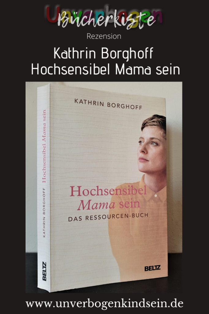 Hochsensibel Mama Sein Kathrin Borghoff Pin Rezension