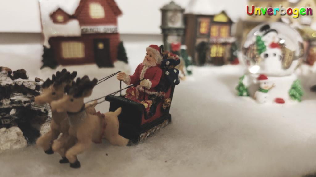 Weihnachtsmann Weihnachtsglaube