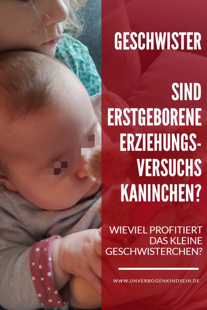 #Geschwister und ihre Rollen: Bürde und Ehre Erstgeboren zu sein. sind #Erstgeborene schlechter dran?