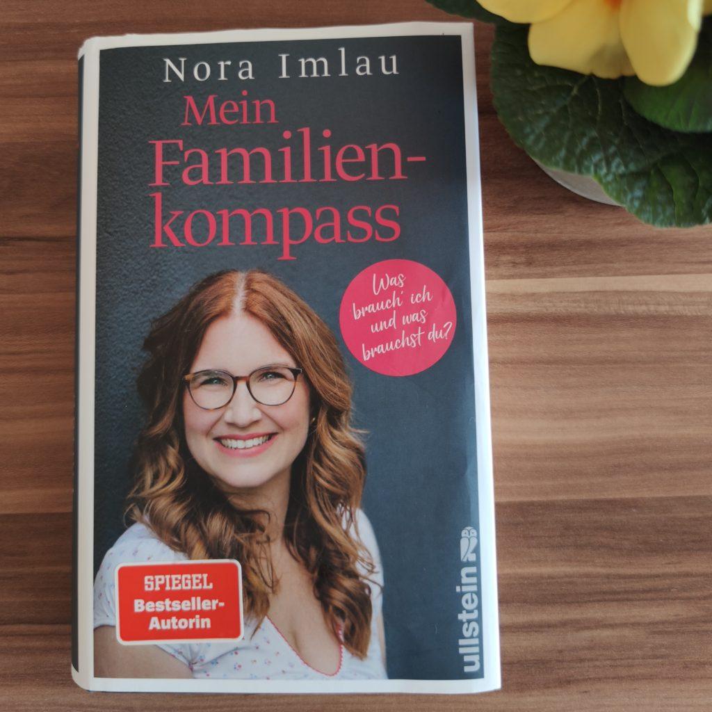 "Nora Imlaus ""Mein Familienkompass"" Cover"