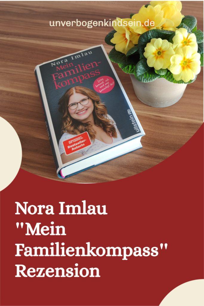 """Rezension zu Nora Imlaus """"Mein Familienkompass"""" #elternratgeber #familienkompass"""