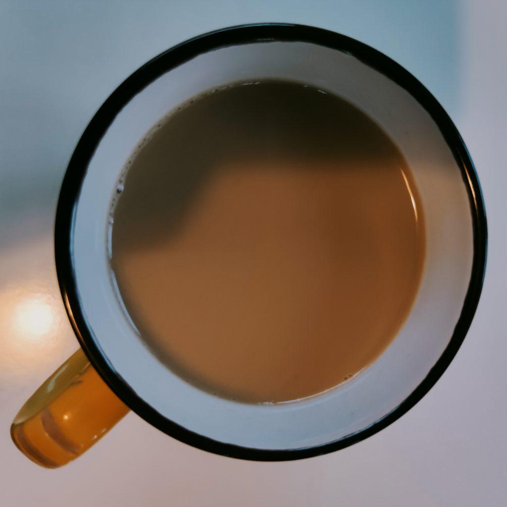 keine Selbstfürsorge ist keine Lösung Kaffeepause